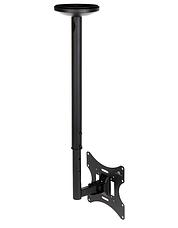 Универсальный потолочный кронштейн для телевизоров 23-43 диагонали Maclean MC-504B (max VESA: 200 x 200), фото 2