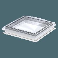 Зенитное окно глухое с куполом CFP 100 х 150 см