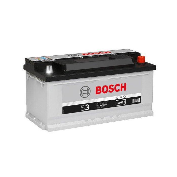 Bosch 6CT-88 АзЕ S3 (S30 120) Автомобильный аккумулятор