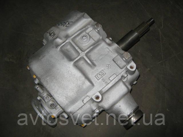 КПП ГАЗ 53, 3307 с круглым фланцем (производитель ГАЗ) 3307-1700010-01