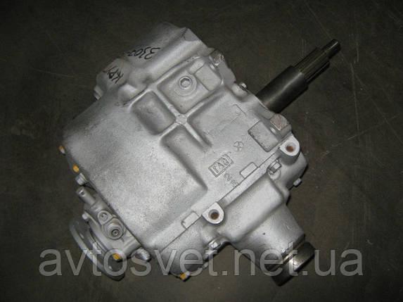 КПП ГАЗ 53, 3307 с круглым фланцем (производитель ГАЗ) 3307-1700010-01, фото 2