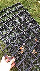 Газонная решетка Bradas Hobby 415x415x25