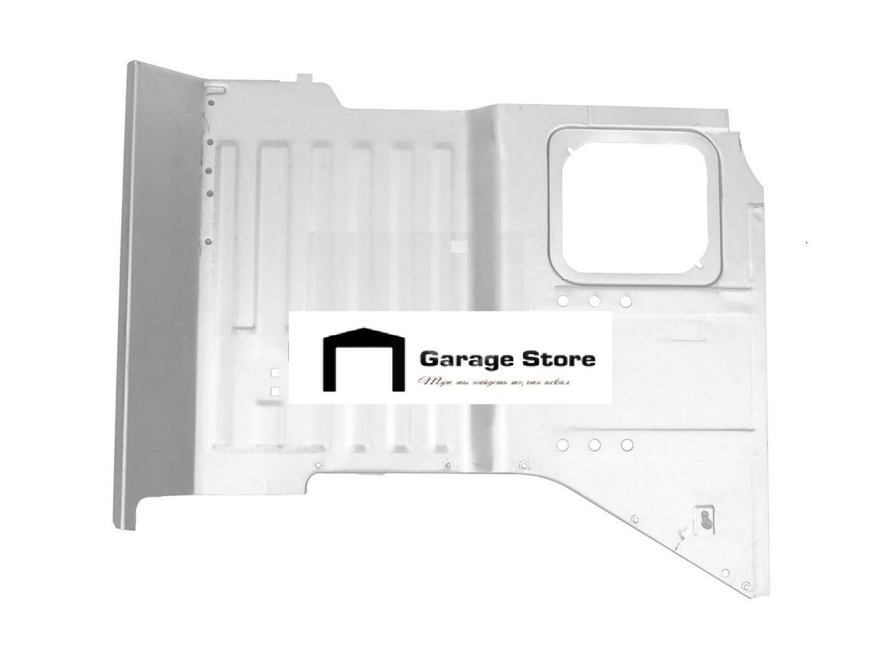 Панель підлоги передня права 315140510101800, 31514-5101018