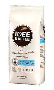 Кофе в зернах IDEE Caffe Crema 1 кг.