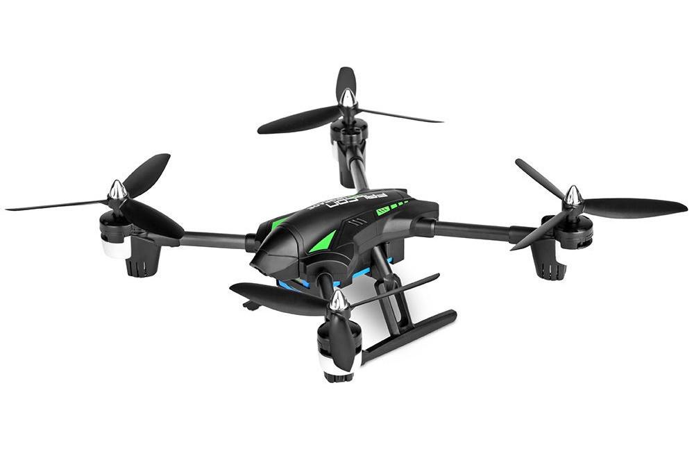 Квадрокоптер великий з камерою FPV Wi-Fi 720P з видом від першої особи з 6-осьовий стабілізацією WL Toys Q323-E