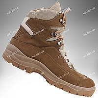 Тактические зимние ботинки / армейская военная обувь GROM (койот)