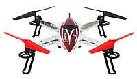 Квадрокоптер большой с FPV камерой 2Мп и высокой сопротивляемостью ветру WL Toys Q212G FPV Spaceship