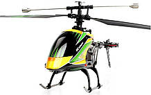 Вертолёт на радиоуправлении большой с 2 режимами скорости и ускорением WL Toys V912 Sky Dancer