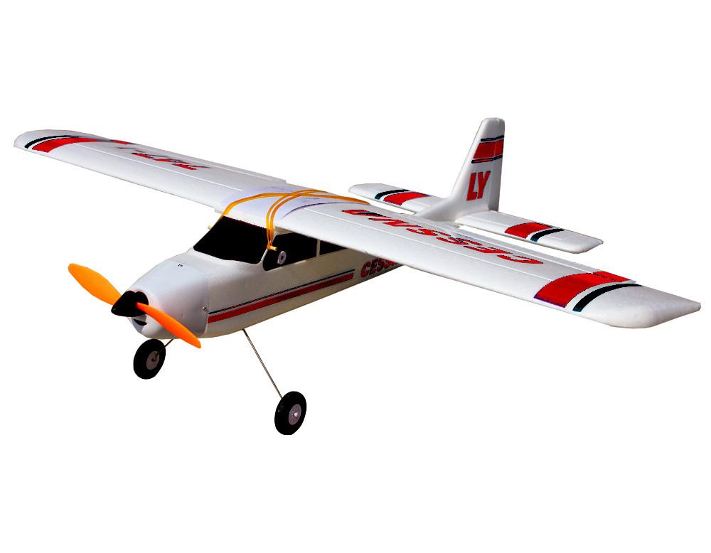 Авиамодель на радиоуправлении самолёта VolantexRC Cessna (TW-747-1) 940мм RTF