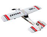 Авиамодель на радиоуправлении самолёта VolantexRC Cessna (TW-747-1) 940мм RTF, фото 2