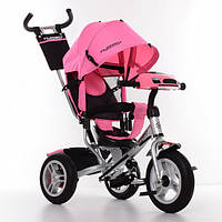 Велосипед Turbo Trike M 3115HA-10R Pink