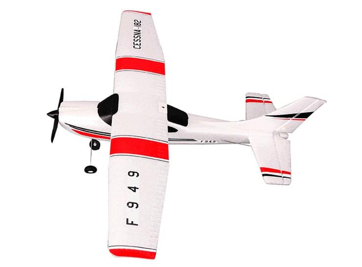 Самолёт на радиоуправлении WL Toys F949 Cessna