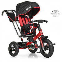 Велосипед Turbo Trike M 4059-3 Red / Black