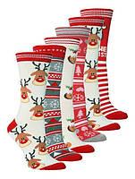 Новогодние женские носочки, фото 2