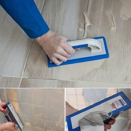 Резиновая терка для фуговки KUBALA 95х240мм, фото 2