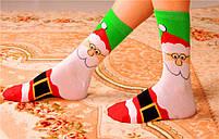 Новогодние женские носочки, фото 3