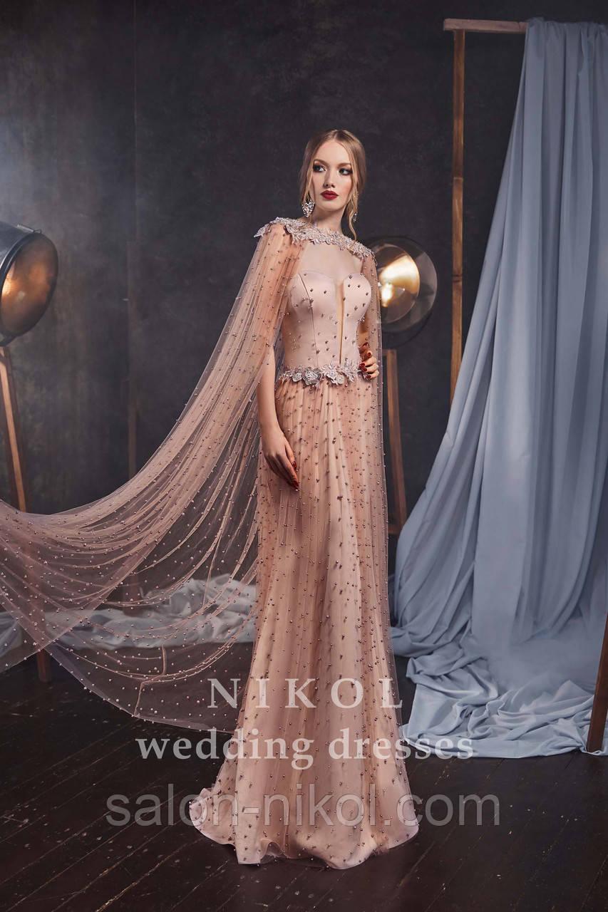 Вечернее, выпускное платье № V447