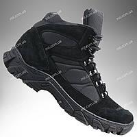 Зимові черевики тактичні / армійська, військова взуття ARMA Gen.II (чорний), фото 1