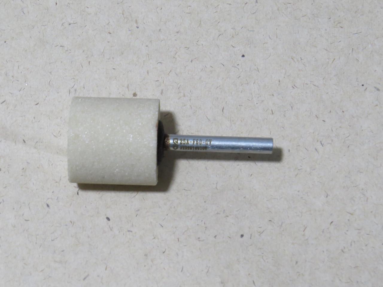 Абразивная шлифовальная головка цилиндрическая Ø32х32х6 P25 СТ1 25А