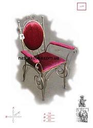Кованые стулья, кресла и табуреты