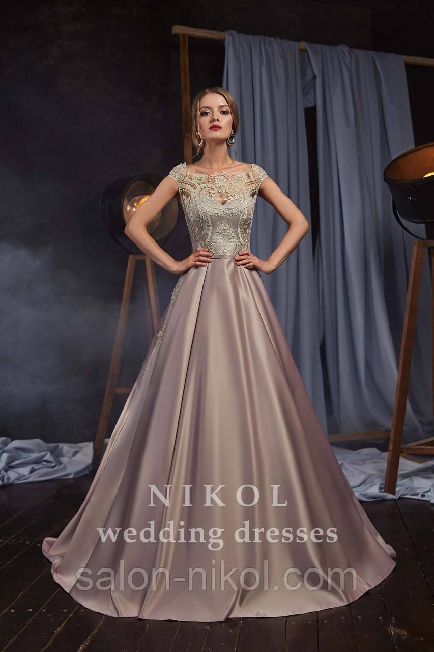 Вечернее, выпускное платье № V449