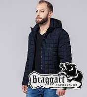 Braggart Evolution 2475 | Мужская куртка темно-синяя