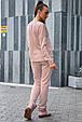 Спортивный молодежный костюм 1198.3665 персиковый, фото 2