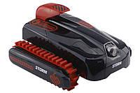 Машинка амфибия вездеход на радиоуправлении гусеничная Crazon 18SL02 красная