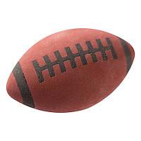 Резинка Мяч регби Коричневая
