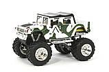 Машинка на радиоуправлении джип 1:43 Great Wall Toys Hummer (хаки белый), фото 2