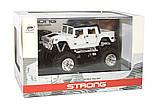 Машинка на радіоуправлінні джип 1:43 Great Wall Toys Hummer (білий), фото 4