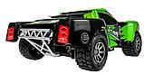 Автомодель внедорожник полноприводный шорт-корс радиоуправляемая 1:18 WL Toys A969 4WD зеленая, фото 2