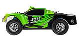 Автомодель внедорожник полноприводный шорт-корс радиоуправляемая 1:18 WL Toys A969 4WD зеленая, фото 4