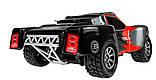 Автомодель внедорожник полноприводный шорт-корс радиоуправляемая 1:18 WL Toys A969 4WD серая, фото 2