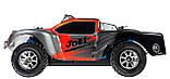 Автомодель внедорожник полноприводный шорт-корс радиоуправляемая 1:18 WL Toys A969 4WD серая, фото 4