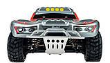 Автомодель внедорожник полноприводный шорт-корс радиоуправляемая 1:18 WL Toys A969 4WD серая, фото 5