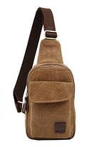 Сумка - барсетка через плечо Bmain- Армейский стиль (Тканевая) Туристическая, Спортивная, Мужская (чоловiча), фото 2