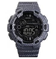 Skmei 1472 champion серые мужские спортивные часы, фото 1