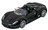 Машинка радиоуправляемая 1:14 Meizhi Porsche 918 (черный), фото 2