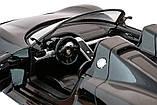 Машинка радиоуправляемая 1:14 Meizhi Porsche 918 (черный), фото 7