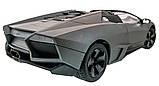 Машинка радиоуправляемая 1:14 Meizhi Lamborghini Reventon Roadster (серый), фото 3