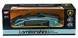 Машинка радиоуправляемая 1:14 Meizhi Lamborghini Reventon Roadster (серый), фото 9