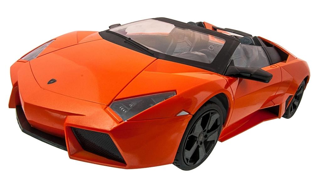 Машинка радиоуправляемая 1:14 Meizhi Lamborghini Reventon Roadster (оранжевый)