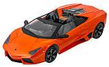 Машинка радиоуправляемая 1:14 Meizhi Lamborghini Reventon Roadster (оранжевый), фото 2