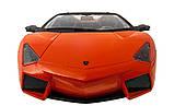 Машинка радиоуправляемая 1:14 Meizhi Lamborghini Reventon Roadster (оранжевый), фото 5