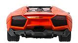 Машинка радиоуправляемая 1:14 Meizhi Lamborghini Reventon Roadster (оранжевый), фото 6