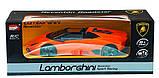 Машинка радиоуправляемая 1:14 Meizhi Lamborghini Reventon Roadster (оранжевый), фото 9