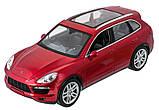 Машинка радиоуправляемая 1:14 Meizhi Porsche Cayenne (красный), фото 2