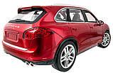 Машинка радиоуправляемая 1:14 Meizhi Porsche Cayenne (красный), фото 3