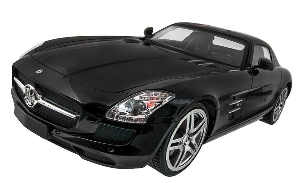 Машинка радиоуправляемая 1:14 Meizhi Mercedes-Benz SLS AMG (черный)